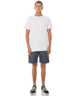 NAVY MENS CLOTHING SWELL SHORTS - S5183237NVY