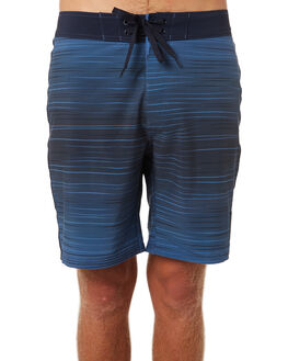 DEEP BLUE MENS CLOTHING DEPACTUS BOARDSHORTS - D5184246DPBLU