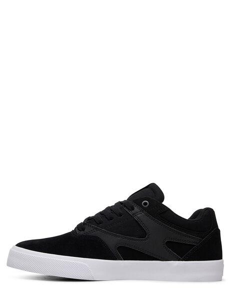 BLACK/WHITE MENS FOOTWEAR DC SHOES SNEAKERS - ADYS300569-BKW