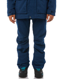 INSIGNIA BLUE SNOW OUTERWEAR RIP CURL PANTS - SCPBM48008