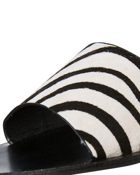 ZEBRA PONY OUTLET WOMENS BILLINI FASHION SANDALS - S514ZEB