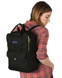BLACK GOLD WOMENS ACCESSORIES JANSPORT BAGS + BACKPACKS - JS0A3C4M-JS0UQ