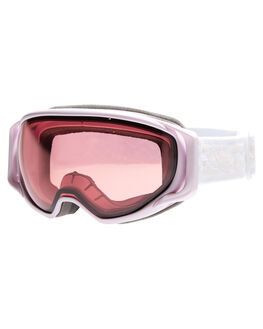 POWDER PNK PINL REVO SNOW ACCESSORIES CARVE GOGGLES - 6103POPNK