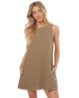 SAGE WOMENS CLOTHING RUSTY DRESSES - DRL0884SGE
