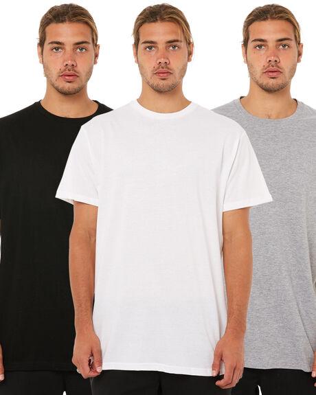 MULTI MENS CLOTHING HUF TEES - TS00052MULTI