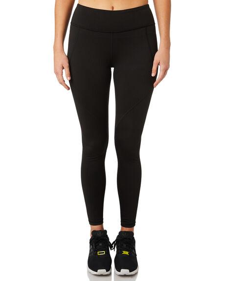 BLACK WOMENS CLOTHING PATAGONIA PANTS - 21961BLK