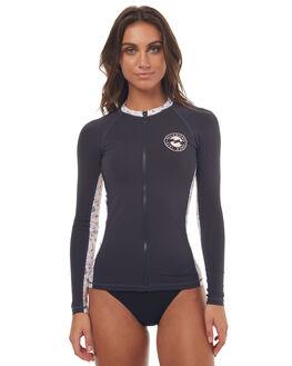BLACK SANDS SURF RASHVESTS BILLABONG WOMENS - 6772015BSD