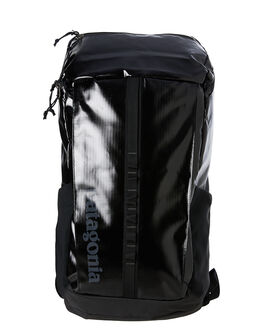 BLACK MENS ACCESSORIES PATAGONIA BAGS + BACKPACKS - 49297BLK