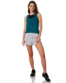 GREY MARLE WOMENS CLOTHING LORNA JANE ACTIVEWEAR - 1019100GRY