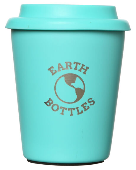 TURQUOISE MENS ACCESSORIES EARTH BOTTLES DRINKWARE - CN300TUR