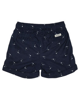 NAVY KIDS TODDLER BOYS ROOKIE BY THE ACADEMY BRAND SHORTS - R19S608NVY
