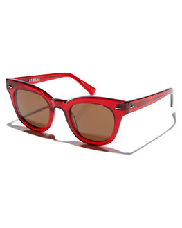 BLOOD RED BRONZE MENS ACCESSORIES EPOKHE SUNGLASSES - 0622-BRTPOBRZ