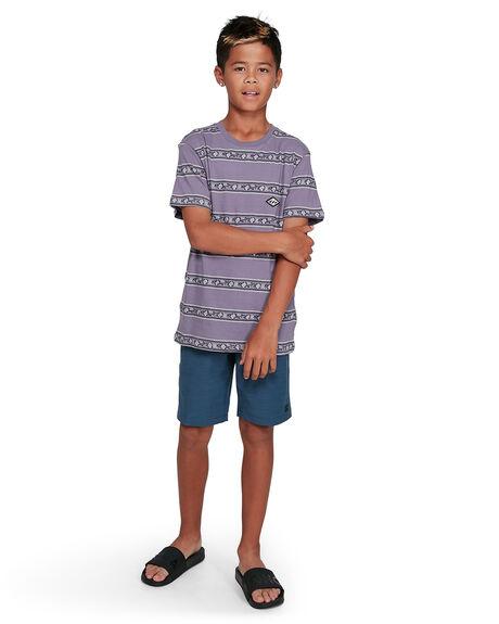 PURPLE HAZE KIDS BOYS BILLABONG TOPS - BB-8503001-PUH