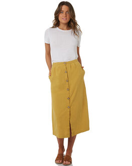 PLANTAIN WOMENS CLOTHING RHYTHM SKIRTS - OCT18W-SK02PLA