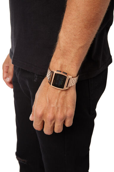 ALL ROSE GOLD MENS ACCESSORIES NIXON WATCHES - A1107897