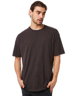 VINTAGE BLACK MENS CLOTHING ZANEROBE TEES - 143-METVBLK