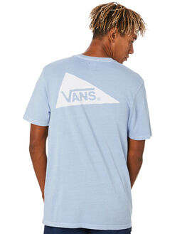 BLUE FOG MENS CLOTHING VANS TEES - VN0A49PSD2IBLUFG