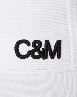 WHITE WOMENS ACCESSORIES C&M CAMILLA AND MARC HEADWEAR - SCMA98WHT