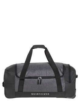 BLACK HEATHER BLACK MENS ACCESSORIES QUIKSILVER BAGS + BACKPACKS - EQYBL03141XCCK
