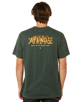 FOREST MENS CLOTHING AFENDS TEES - M191010FORST