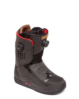 BLACK BOARDSPORTS SNOW DC SHOES BOOTS + FOOTWEAR - ADYO100039-BL0