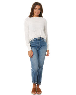 WHITE WOMENS CLOTHING THE FIFTH LABEL TEES - 40180357WHT