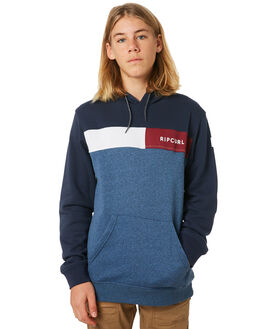 NAVY KIDS BOYS RIP CURL JUMPERS + JACKETS - KFEPJ10049