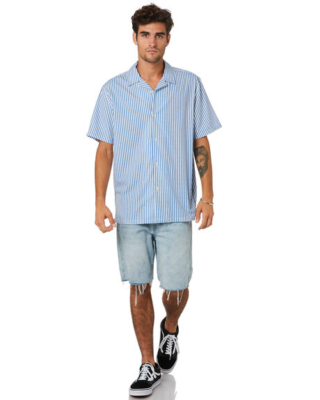 BLUE OUTLET MENS SWELL SHIRTS - S5203166BLUE