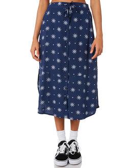 VINTAGE NAVY WOMENS CLOTHING VOLCOM SKIRTS - B1441877VNY