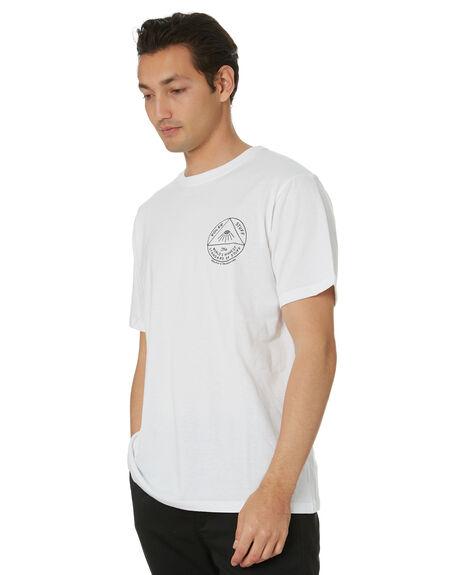 WHITE MENS CLOTHING POLER TEES - 55200032-WHT