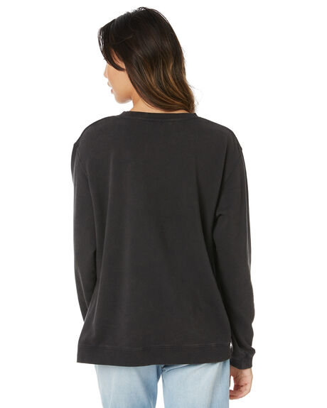 BLACK WOMENS CLOTHING RIP CURL JUMPERS - GFEAZ90090