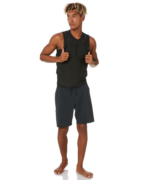 BLACK BOARDSPORTS SURF PATAGONIA MENS - 88472BLK
