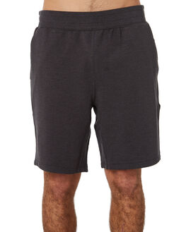 BLACK HEATHER MENS CLOTHING HURLEY SHORTS - AJ2219032