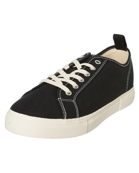 BLACK MENS FOOTWEAR BARNEY COOLS SNEAKERS - 901-SHBLK