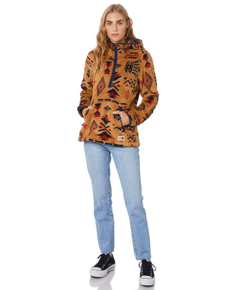 CALIFORNIA GEO PRINT WOMENS CLOTHING THE NORTH FACE JUMPERS - NF0A3YS7FR9