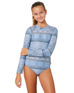 MULTI KIDS GIRLS SEAFOLLY SWIMWEAR - 15627-004MUL