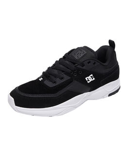 BLACK/WHITE/BLACK MENS FOOTWEAR DC SHOES SKATE SHOES - ADYS700173-BWB
