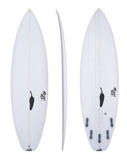 CLEAR BOARDSPORTS SURF CHILLI SURFBOARDS - CHIILLICHCLEAR