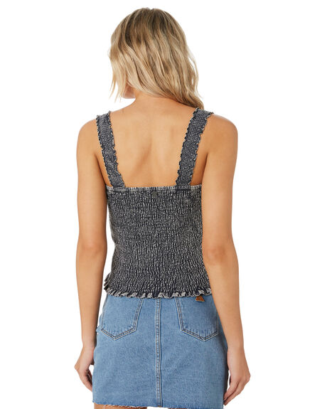 NAVY OUTLET WOMENS ALL ABOUT EVE SINGLETS - 6444044NVY