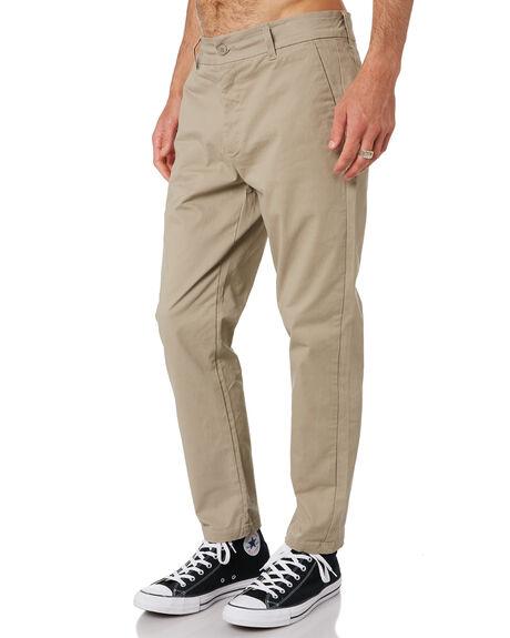 KHAKI MENS CLOTHING SWELL PANTS - S5173196KHAKI