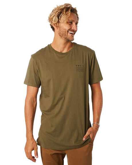 ARMY MENS CLOTHING SWELL TEES - S5184013ARMY