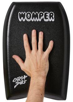 BLACK BOARDSPORTS SURF CATCH SURF ACCESSORIES - WOMP-16BLK