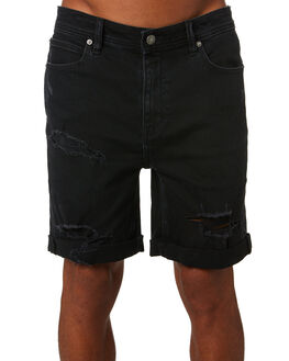 BLACKOUTS RIP MENS CLOTHING LEE SHORTS - L-606577-NJ9BRIP