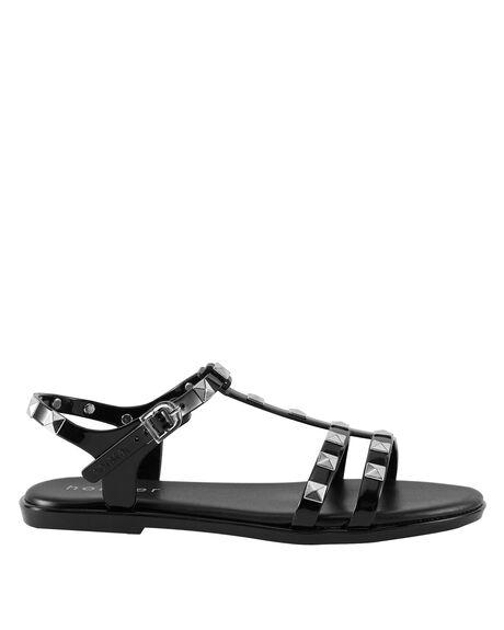 BLACK WOMENS FOOTWEAR HOLSTER FASHION SANDALS - HST351BL