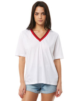 WHITE WOMENS CLOTHING THE FIFTH LABEL TEES - 40180262WHT