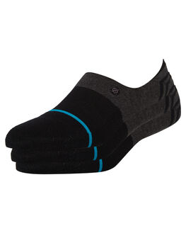 BLACK MENS CLOTHING STANCE SOCKS + UNDERWEAR - M145A19GPKBLK