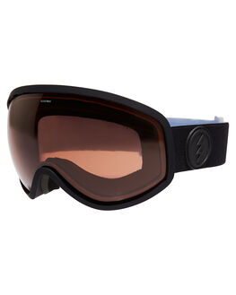 MATTE BLACK BROSE BOARDSPORTS SNOW ELECTRIC GOGGLES - EG2217100-BRSE