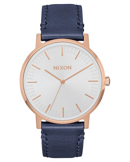 ROSE GOLD WHITE NAVY WOMENS ACCESSORIES NIXON WATCHES - A10582941