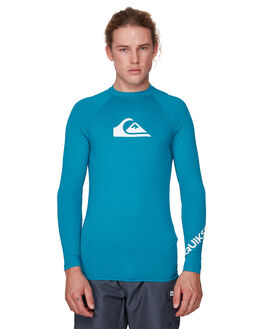 CRYSTAL TEAL BOARDSPORTS SURF QUIKSILVER MENS - UQYWR03098-BRN0
