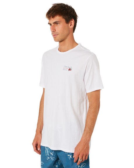 WHITE MENS CLOTHING SWELL TEES - S5212011WHITE